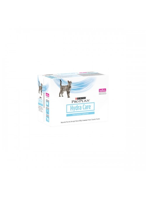 PRO PLAN CAT HYDRA CARE -  SAQUETA - 10 x 85gr - PPHYDRACARE