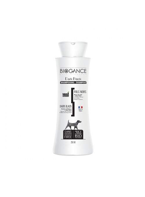 BIOGANCE CHAMPÔ DARK BLACK - 250 ml - BG01DB250