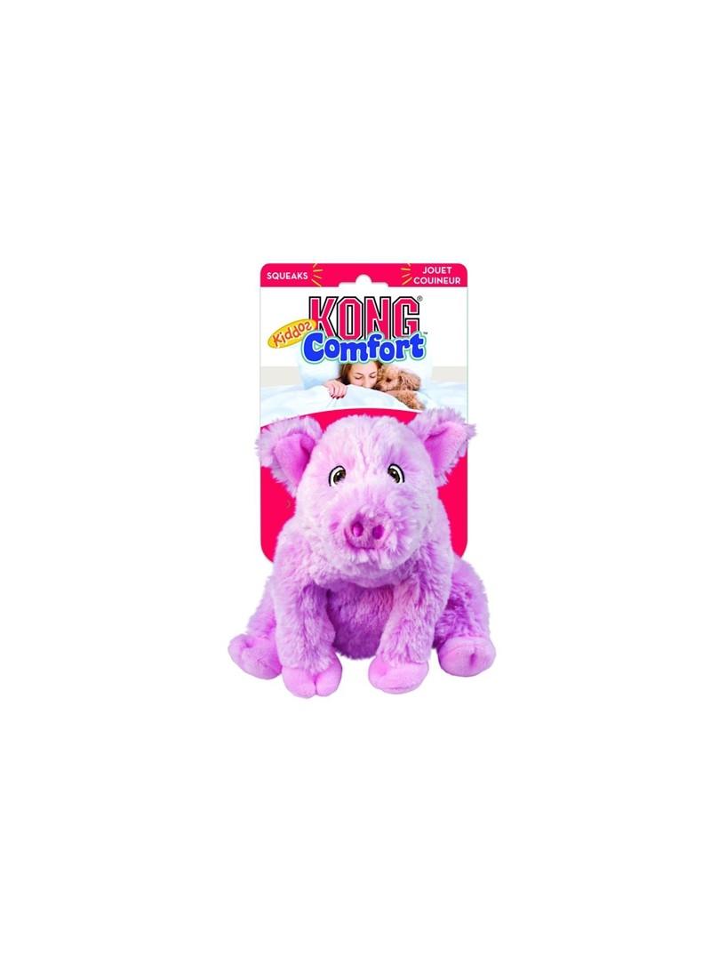 KONG COMFORT KIDDOS PIG - Porco - S - K14RLC33E