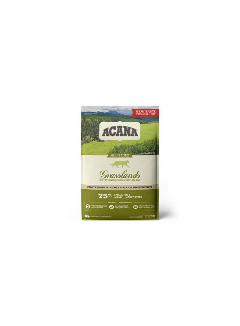 ACANA REGIONALS GRASSLANDS CAT - 4.5kg - ACR308