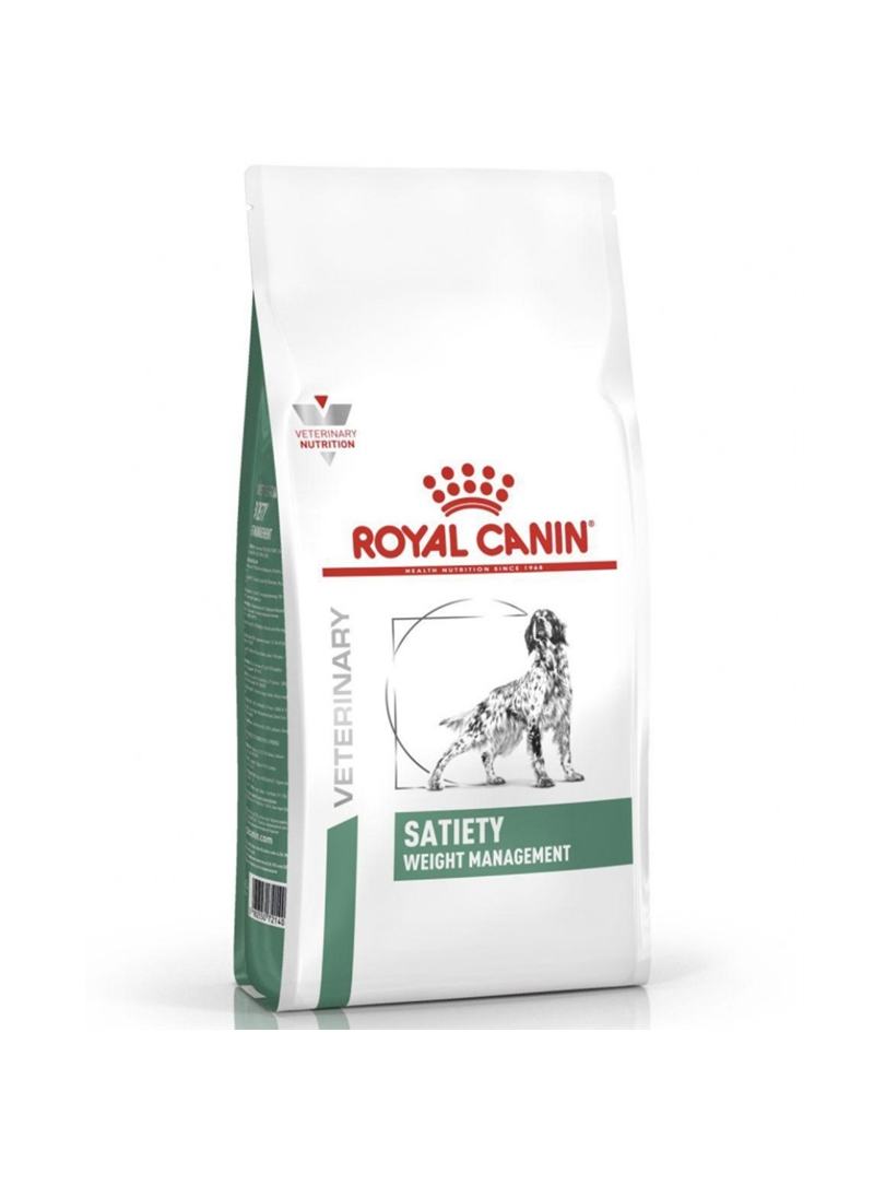 ROYAL CANIN SATIETY WEIGHT MANAGEMENT CANINE - 1,5kg - RCSATSU15