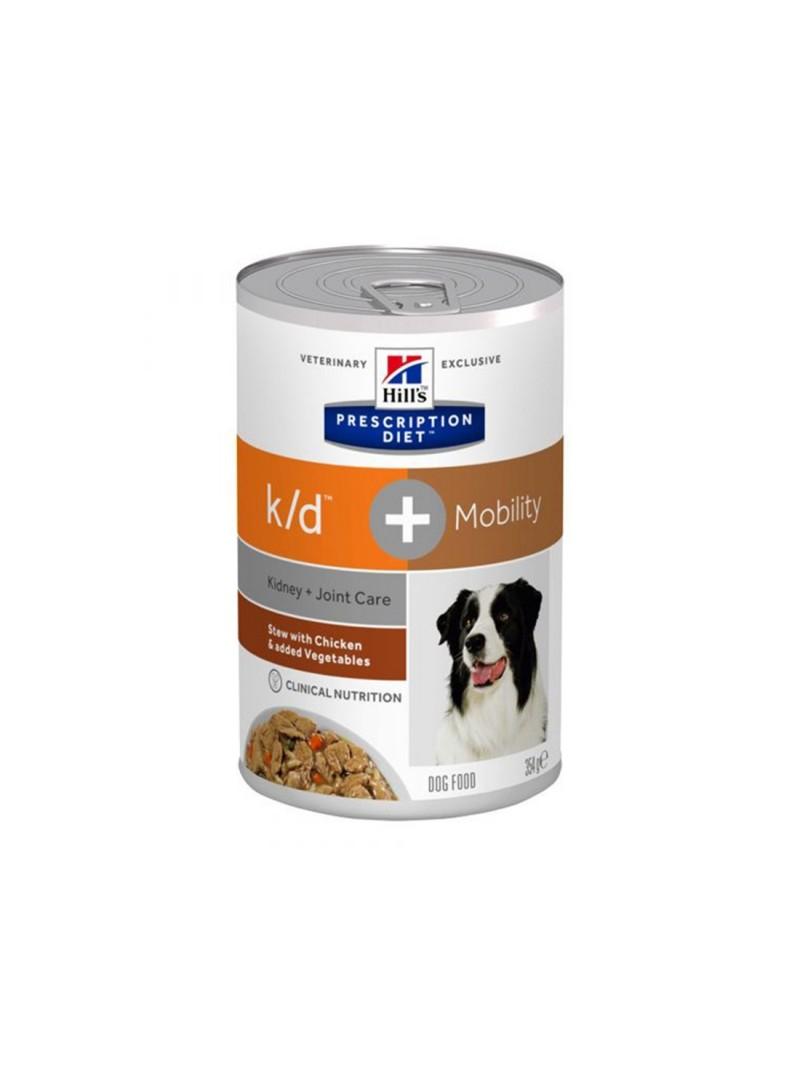 HILLS CANINE K/D MOBILITY | WET LATA - 354gr - KDMSLG