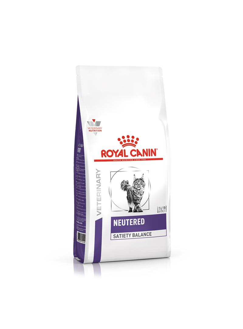 ROYAL CANIN NEUTERED SATIETY BALANCE CAT - 1,5kg - RCSATBAL15