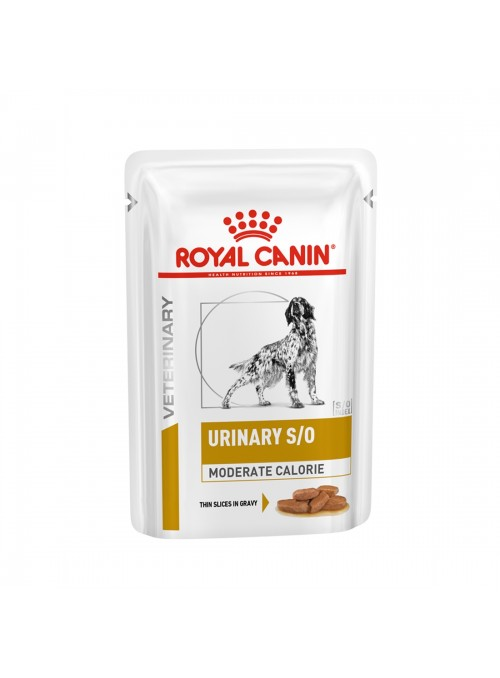 ROYAL CANIN URINARY S/O MODERATE CALORIE - 100gr - RC1277000