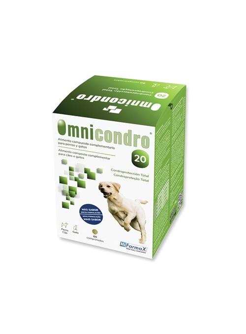 OMNICONDRO 20 - 60 comprimidos - OMNICOND060