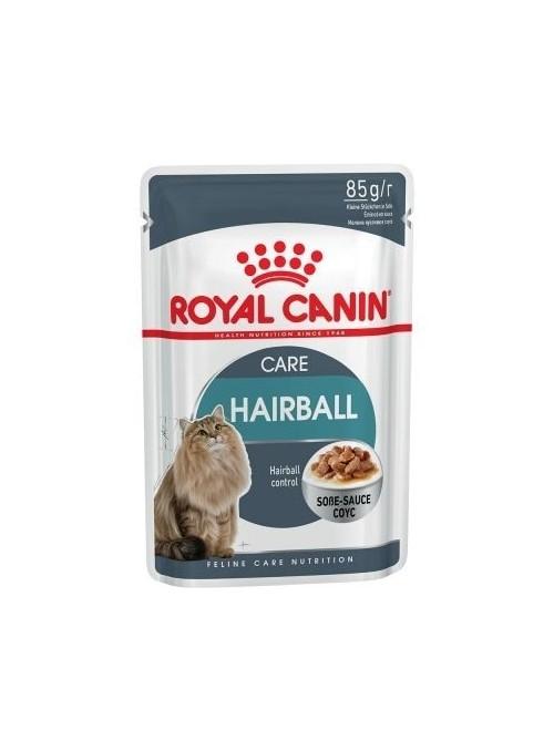 ROYAL CANIN HAIRBALL CARE - GRAVY - 85gr - RCHACA85
