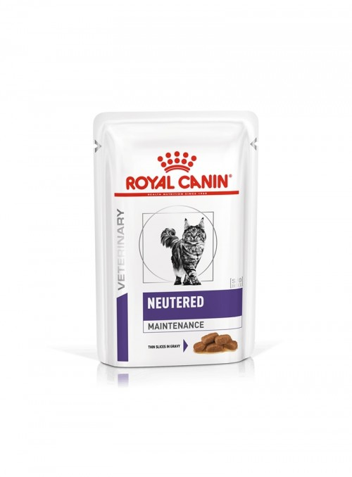 ROYAL CANIN CAT NEUTERED MAINTENANCE | SAQUETA - 85gr - RC4089001