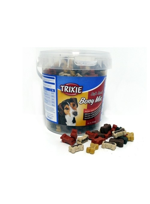 Trixie Soft Snack Bony Mix 500GR-SSTX31496
