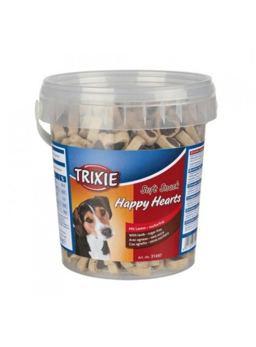 Trixie Soft Snack Happy Hearts 500GR-SSTX31497