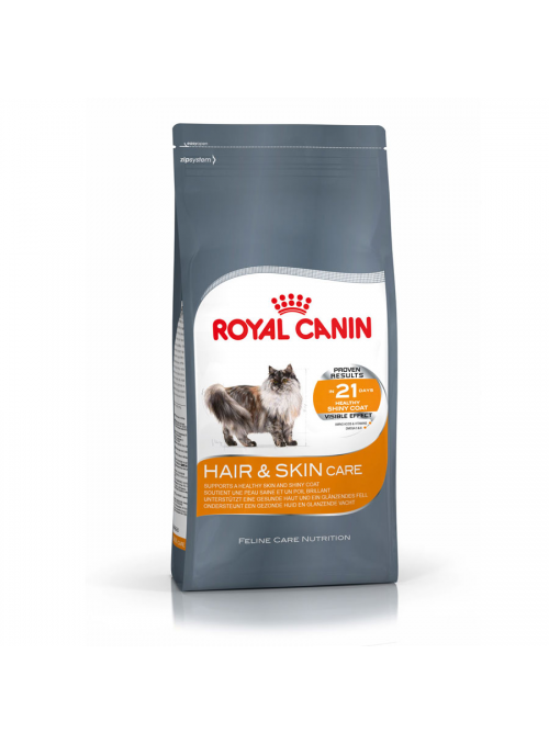 Royal Canin Hair & Skin Care Cat-RCHASK400