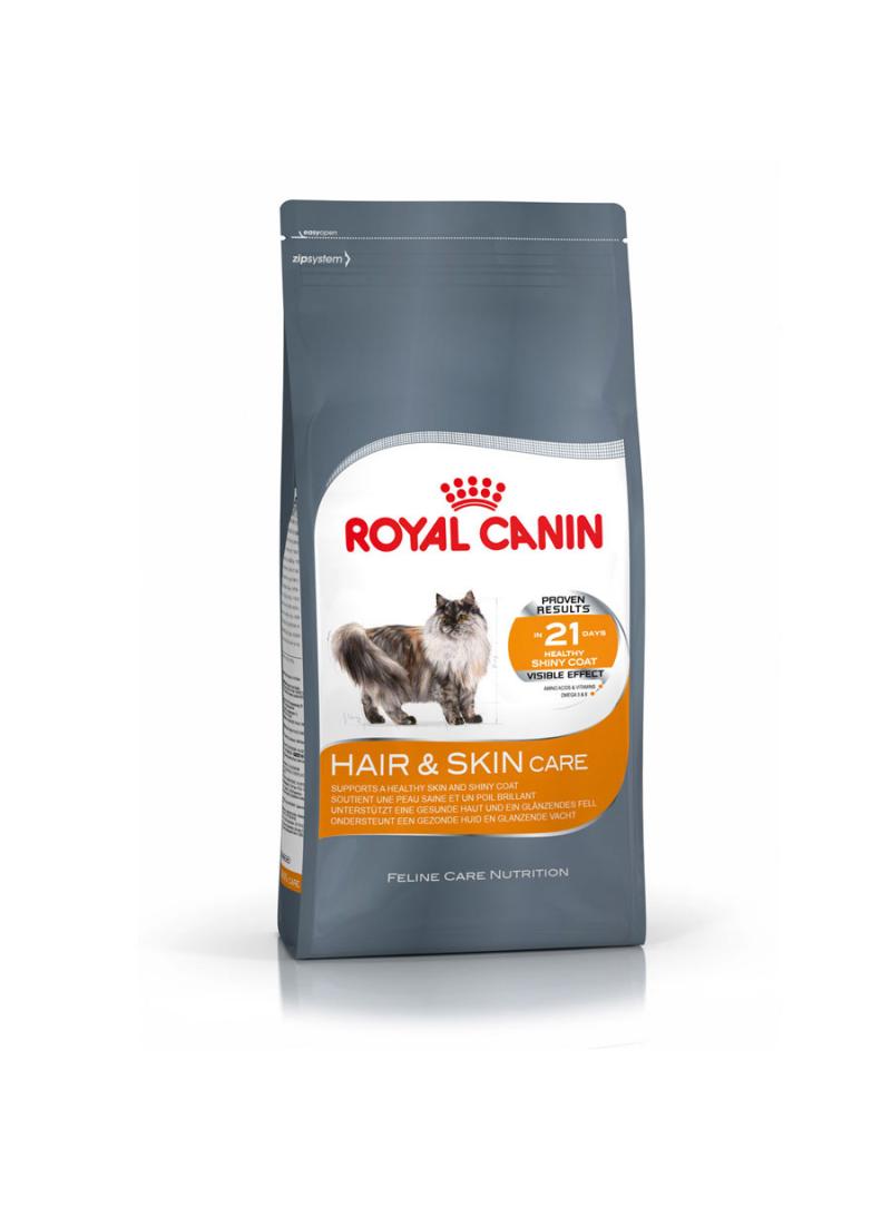Royal Canin Hair & Skin Care Cat-RCHASK400