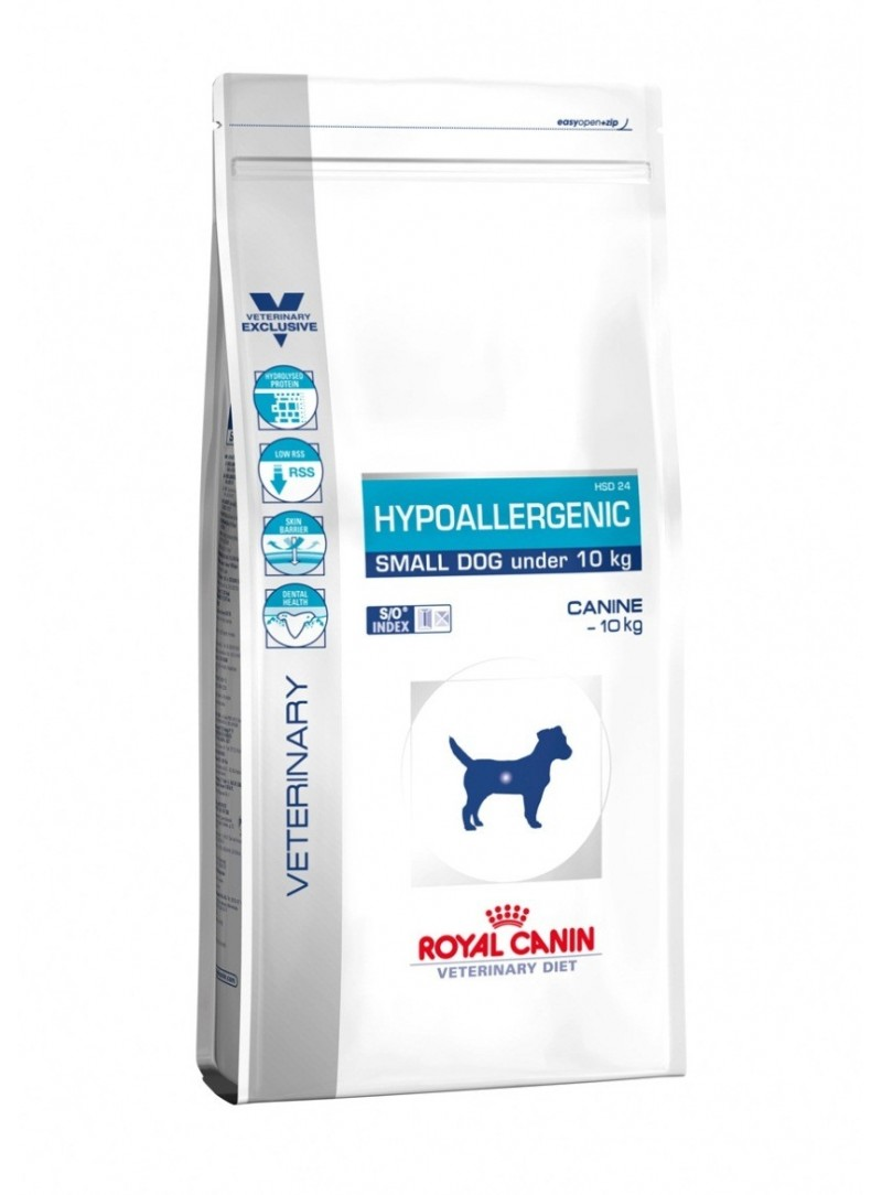 Royal Canin hypoallergenic Small Dog-RCHIPOS01