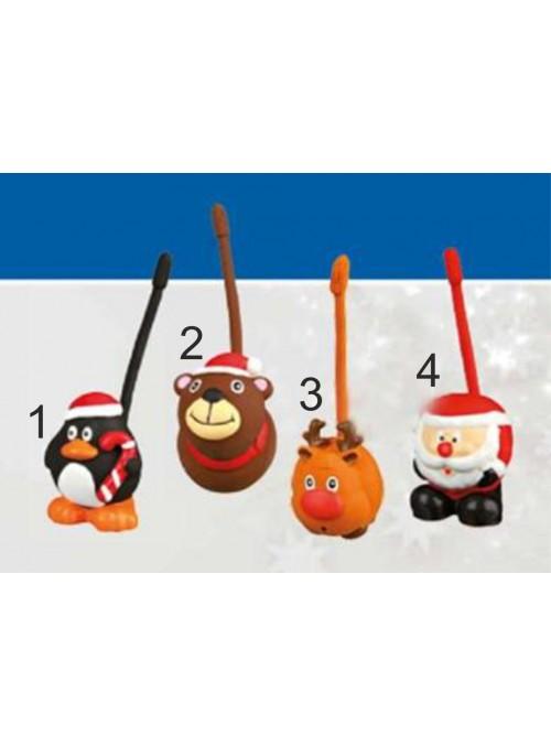 Brinquedo de Natal Esferico em Latex 18cm