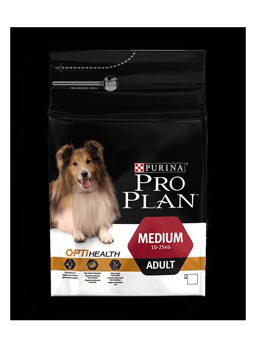 Pro Plan Medium Adult Novo