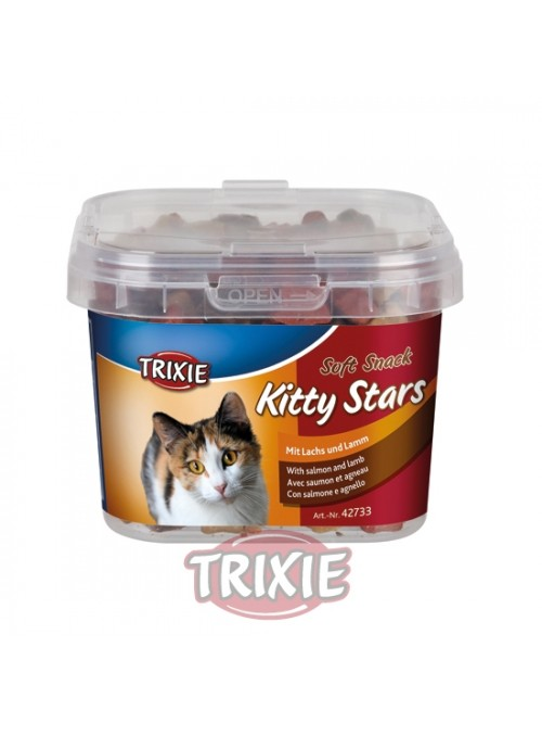 Soft Snack Kitty Stars 140gr