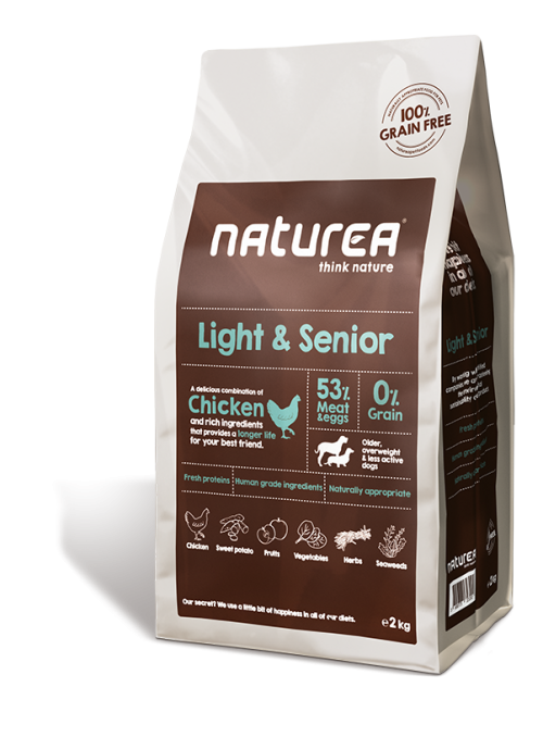 NATUREA LIGHT & SENIOR-NALSE02