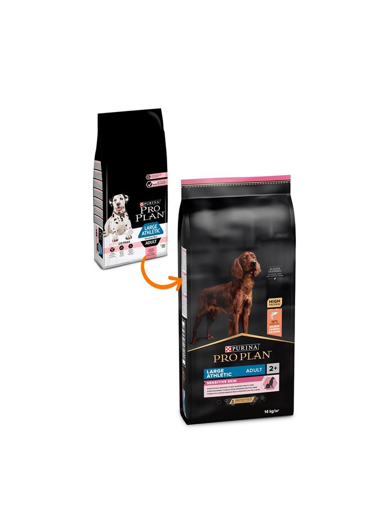 Pro Plan Adult Large Athletic Sensitive Skin-PPALASS14 (3)