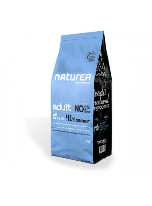Naturea Adult Salmão-NNNR044