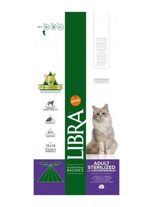 Libra Gato Sterilized-LI921364