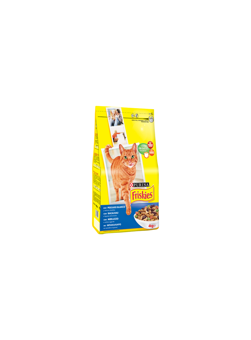 Friskies Gato Adult | Bacalhau & Legumes-F12211584