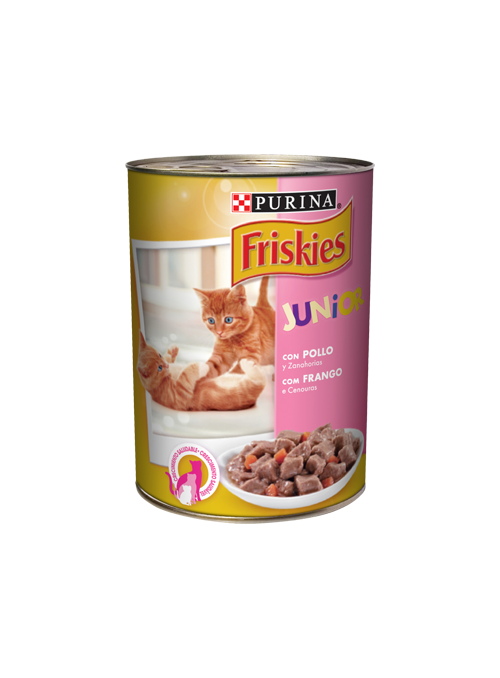 Friskies Gato Junior | WET (Lata)