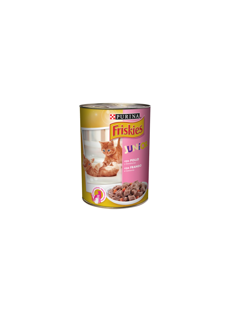 Friskies Gato Junior | WET (Lata)-F12115337