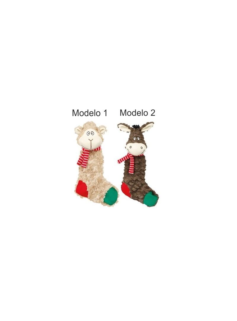 Brinquedo de Natal em Peluche (Burro/Macaco)-TX924821