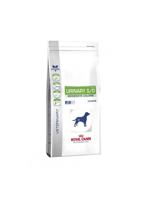 Royal Canin Urinary S/O Moderate Calorie-RCURISM65