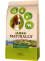 IAMS Naturally Lamb & Rice Adult-I1450266