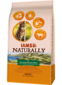 IAMS Naturally Lamb & Rice Adult Cat-I1450251