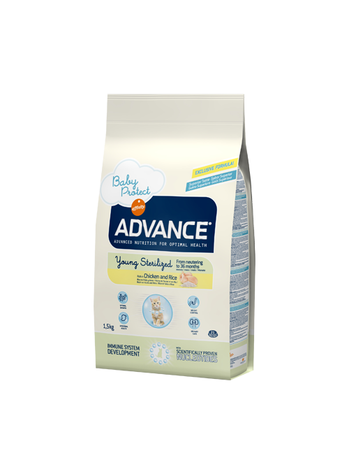 Advance Young Sterilized-AD922104