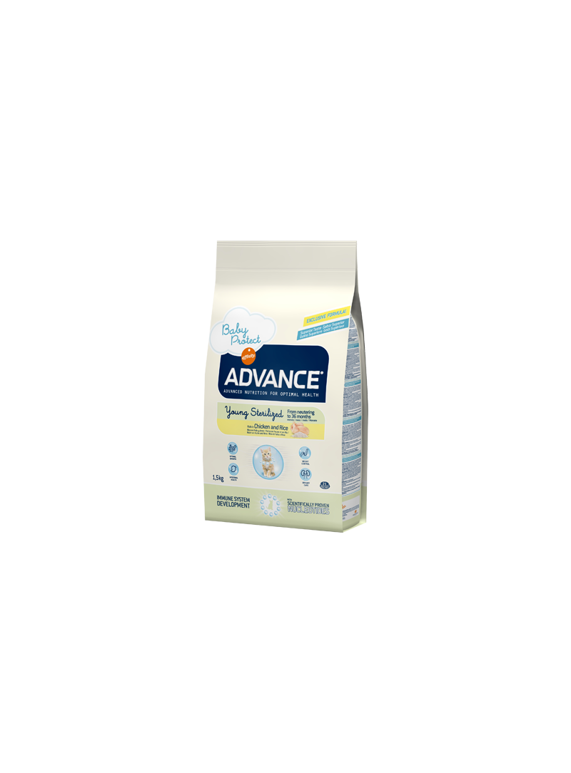 Advance Young Sterilized-AD922104