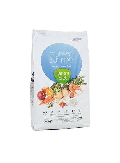 Natura Diet Puppy & Junior-NDDF117