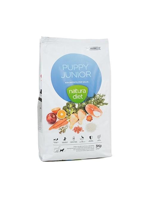 Natura Diet Puppy & Junior-NDDF117