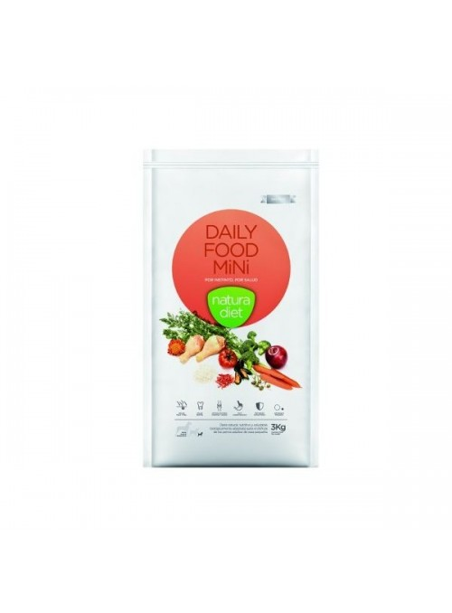Natura Diet Daily Food Mini-NDDF127