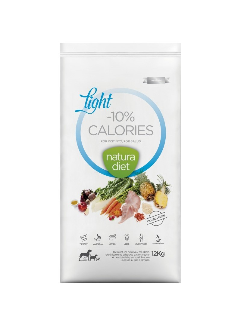 Natura Diet Light-NDDF162