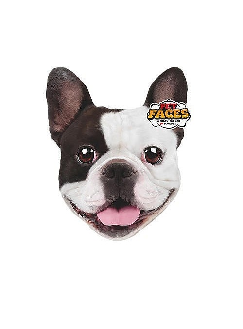 Pet Faces Pillows - French Bulldog