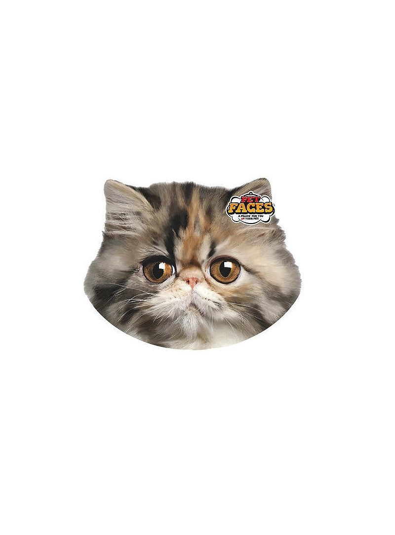 Pet Faces Pillows - Persian Cat-PETFAC021