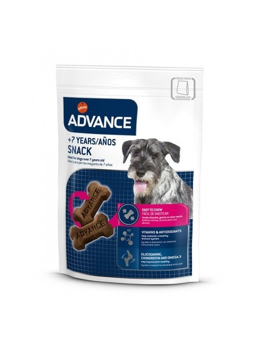 Advance +7 Anos Snack-ADV7S150