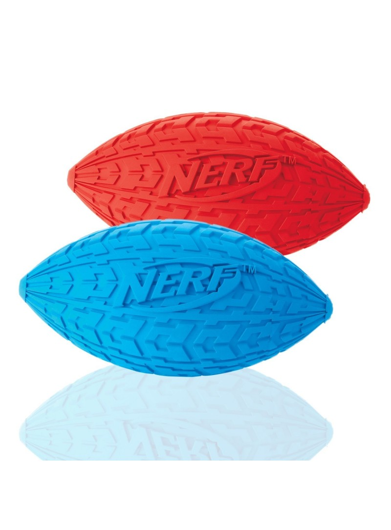 Nerf Tire Squeak Football-NE02244