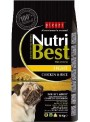 Picart Nutribest Light Chicken & Rice Canine-NUTBLCR3