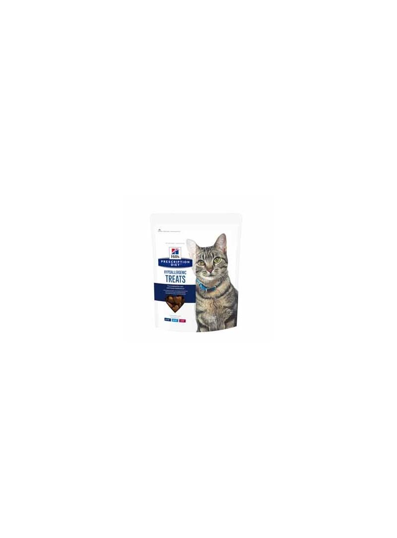 Hill's Hypoallergenic Treats Feline-FELFHT70