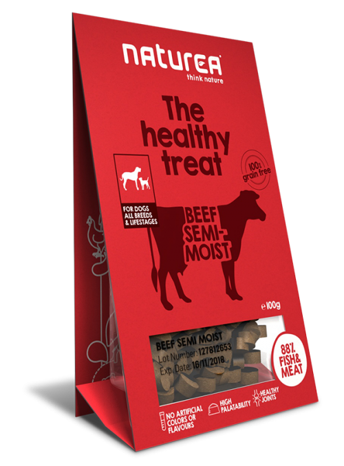 Naturea Treats for Dogs 100gr