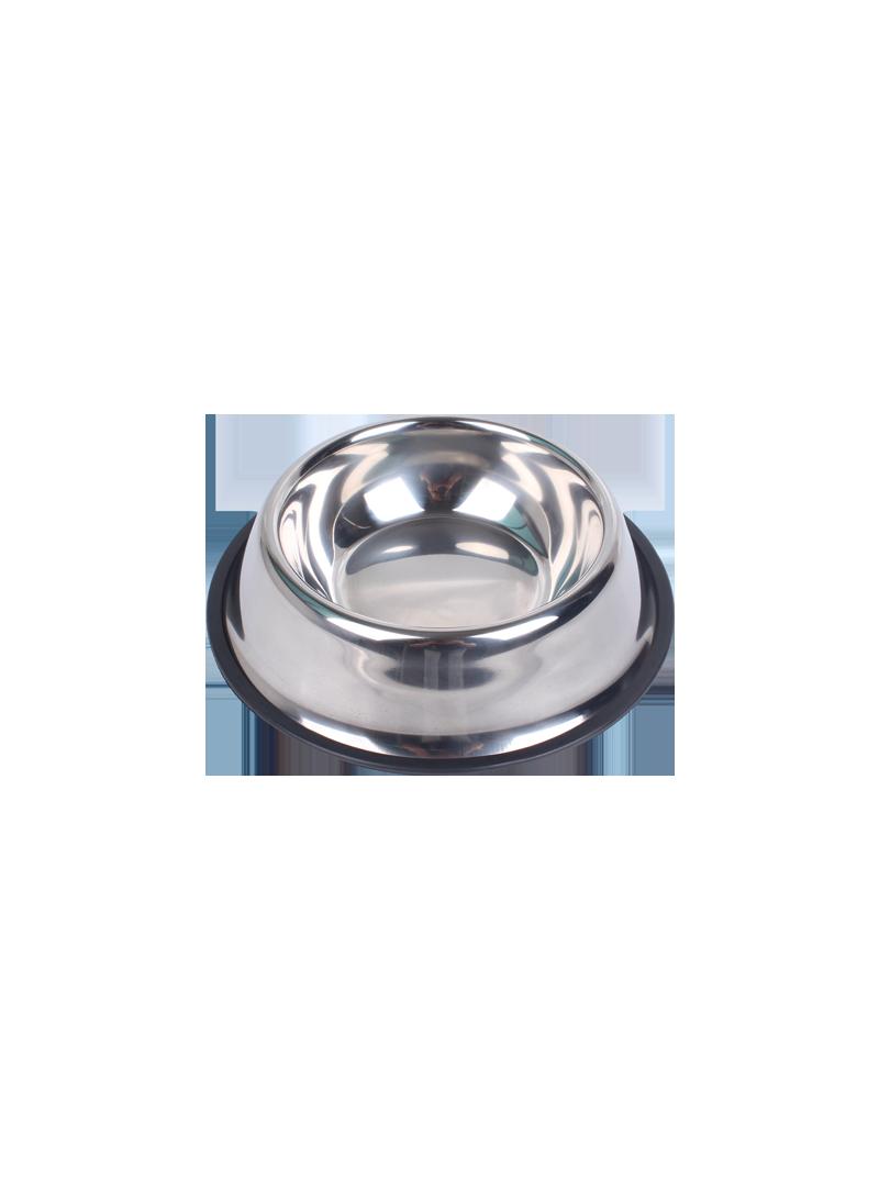 Nobleza Comedouro de Aço Inoxidável-NBZ08698
