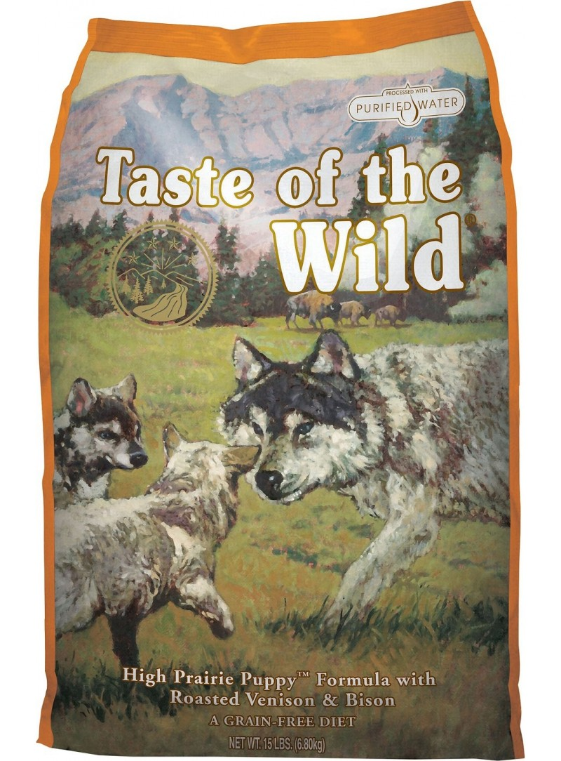 Taste Of The Wild Puppy High Prairie-TW1177015