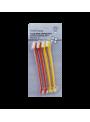 Nobleza Kit de Escovas de Dentes (4pcs)-NBZ00432