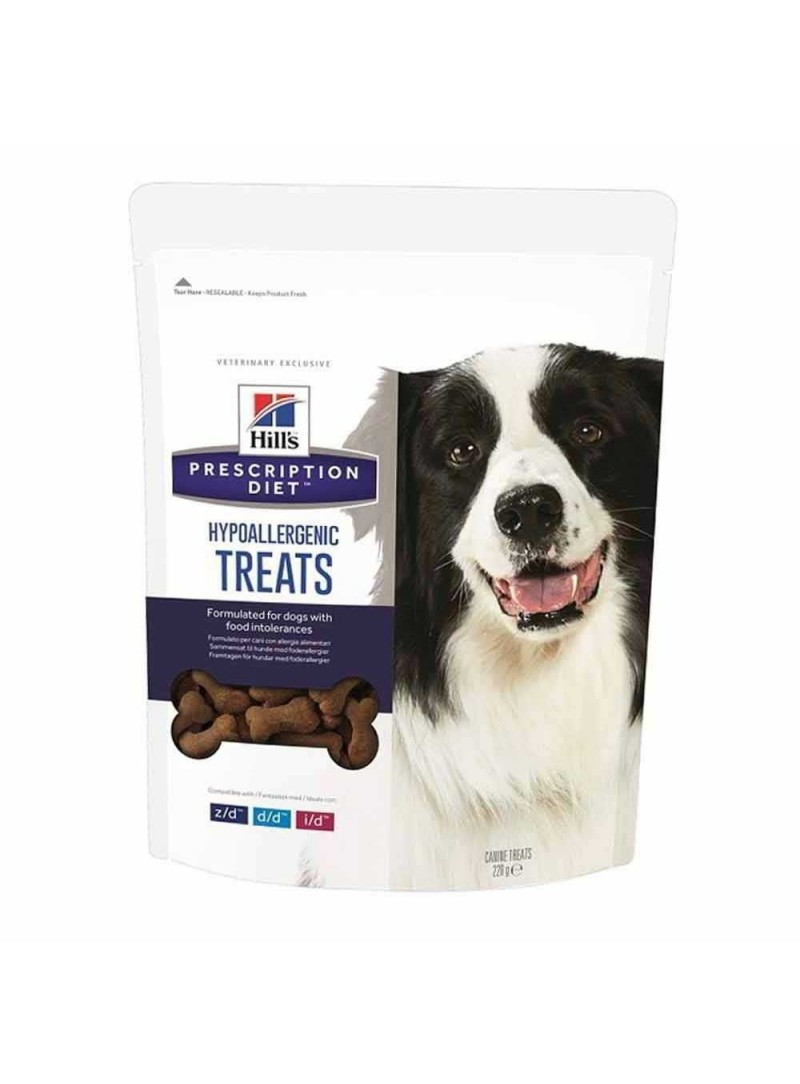 Hill's Hypoallergenic Treats Canine-CANHT220
