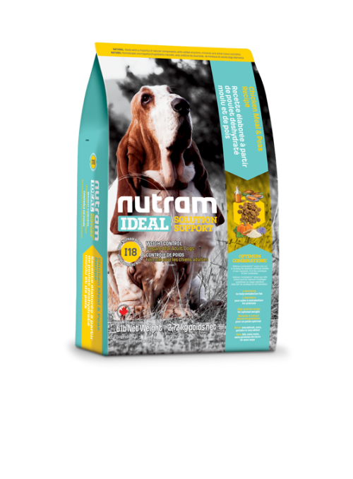 Nutram | I18 Ideal Solution Weight Control Dog-NTI101