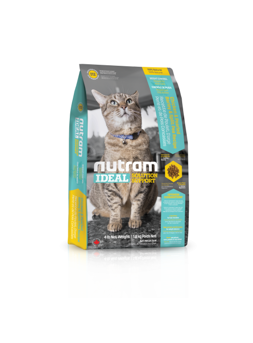 Nutram | Ideal Weight Control Feline