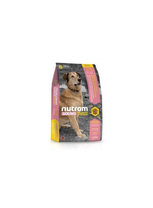 Nutram | S6 Sound Balanced Adult Dog-NTS104